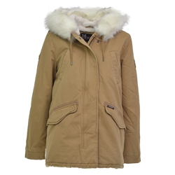 Superdry Falcon Jacket - Camel