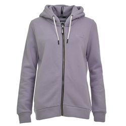 Superdry Elite Hoody - Lilac