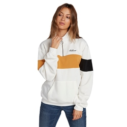 Volcom Short Staxx Sweatshirt - White