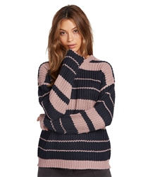 Volcom Move On Up Jumper - Mauve