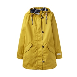 Joules Coast Mid Jacket - Antique Gold