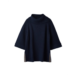 Joules Sarah Poncho - French Navy