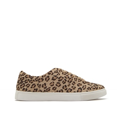 Joules Solena Luxe Shoes - Leopard
