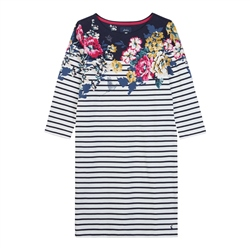 Joules Riviera Print Dress - Multi