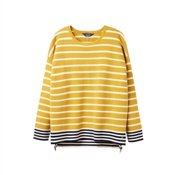 Joules Uma Jumper - Antique Gold