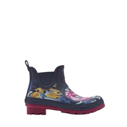 Joules Wellibob Wellington Boots - Anniversary Floral