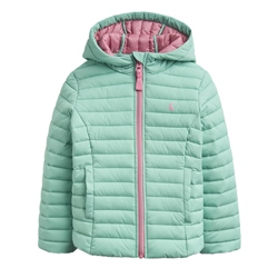Joules Kinnaird Packable Jacket - Pistachio