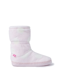 Joules Padabout Slippers - Pink Spot