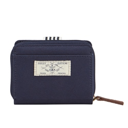 Joules Coast Purse - French Navy