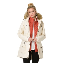 Animal Viva Winta 3 in 1 Jacket - Coconut Cream