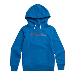 Animal Roadie Hoody - Mykonos Blue
