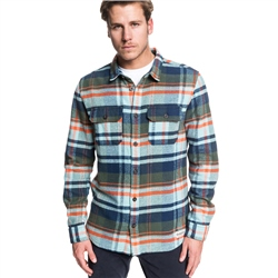 Quiksilver Howe Waters Shirt - Thyme