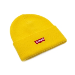 Levi's Batwing Beanie - Yellow