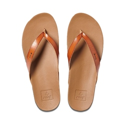 Reef Cush Bo Court Flip Flops - Brown