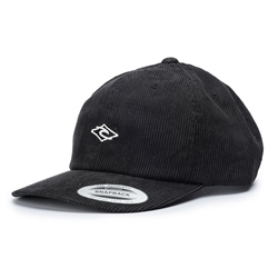 Rip Curl Diamond Cord Caps - Black
