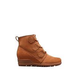 Sorel Evie Lace Boots - Camel Brown