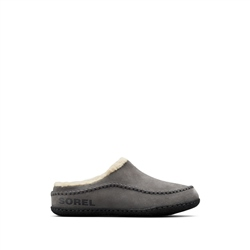 Sorel Falcon Ridge II Slippers - Quarry Black