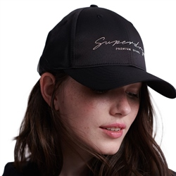Superdry Portland Cap - Black