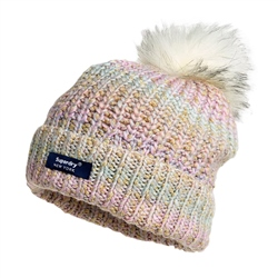 Superdry Sparkle Beanie - Green
