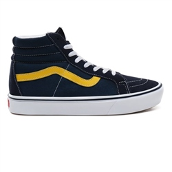 Vans ComfyCush Sk8 Hi Shoes - Gibraltar Sea