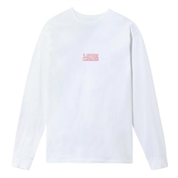 Vans Off The Wall Frame T-Shirt - White