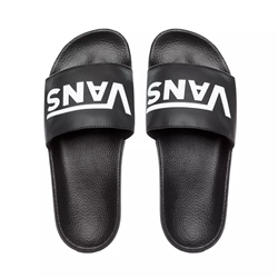 Vans Slide On Flip Flops - Black