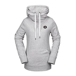 Volcom Salon Hoody - Heather Grey