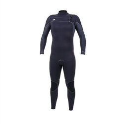 O'Neill Mens Psycho 1 5/4mm Wetsuit - Black