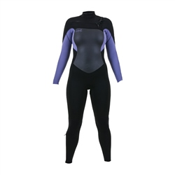 O'Neill Epic 5/4mm Wetsuit - Mist & Black