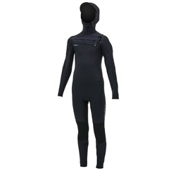 O'Neill Boys Hyperfreak HD 5/4mm Wetsuit - Black