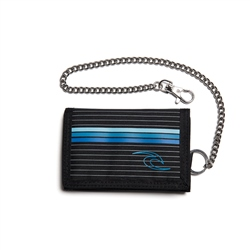Rip Curl Surf Chain Wallet - Black & Blue