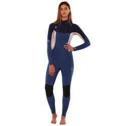 SisstrEvolution 7 Seas 5/4mm Wetsuit - Midnight