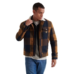 Superdry Hacienda Jacket - Yellow