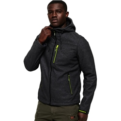 Superdry Windtrekker Jacket - Grey