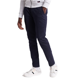 Superdry Edit Flex Trousers - Navy