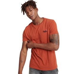 Superdry Vintage Emblem T-Shirt - Orange