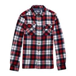 Superdry Lumberjack Shirt - White