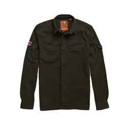 Superdry Patch Patrol Shirt - Resin