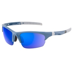 Dirty Dog Sport Ecco Sunglasses - Blue & White