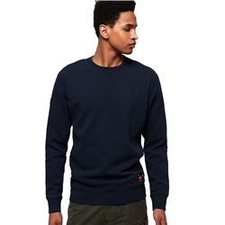 Superdry Dry Originals Sweatshirt - Navy