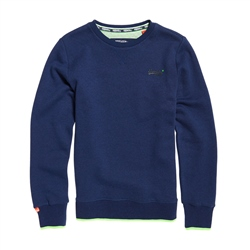 Superdry Hyper Sweatshirt - Royal