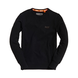 Superdry Urban Sweatshirt - Black