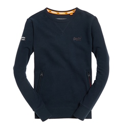 Superdry Urban Sweatshirt - Navy