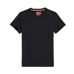 Superdry Orange Label Lite T-Shirt - Black