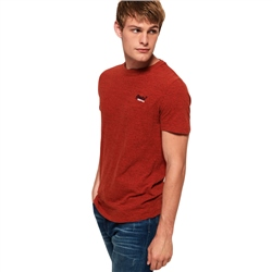 Superdry Orange T-Shirt - Orange