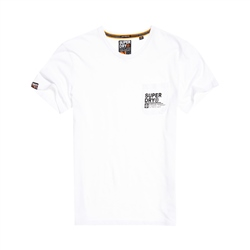 Superdry Surplus Goods Box Fit T-Shirt - Optic