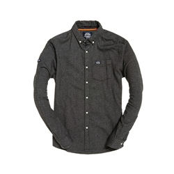 Superdry Nordic Work Shirt - Grey