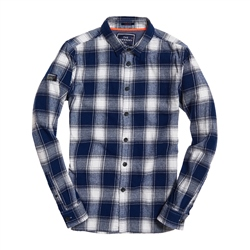 Superdry Rookie Shirt - Navy