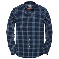 Superdry Ultimate University Oxford Shirt - Navy