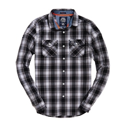 Superdry Washbasket Shirt - Black